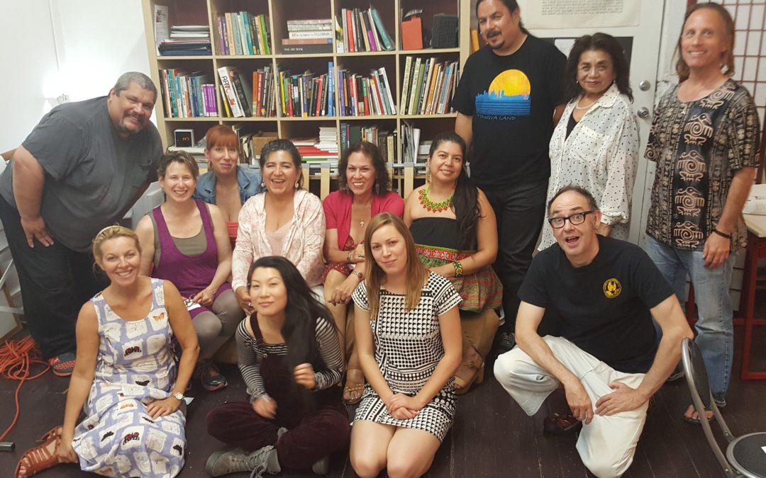Individual Artist Workshop – June 2016