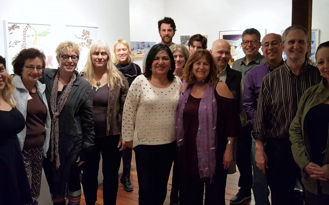 Individual Artist Workshop – May 2017