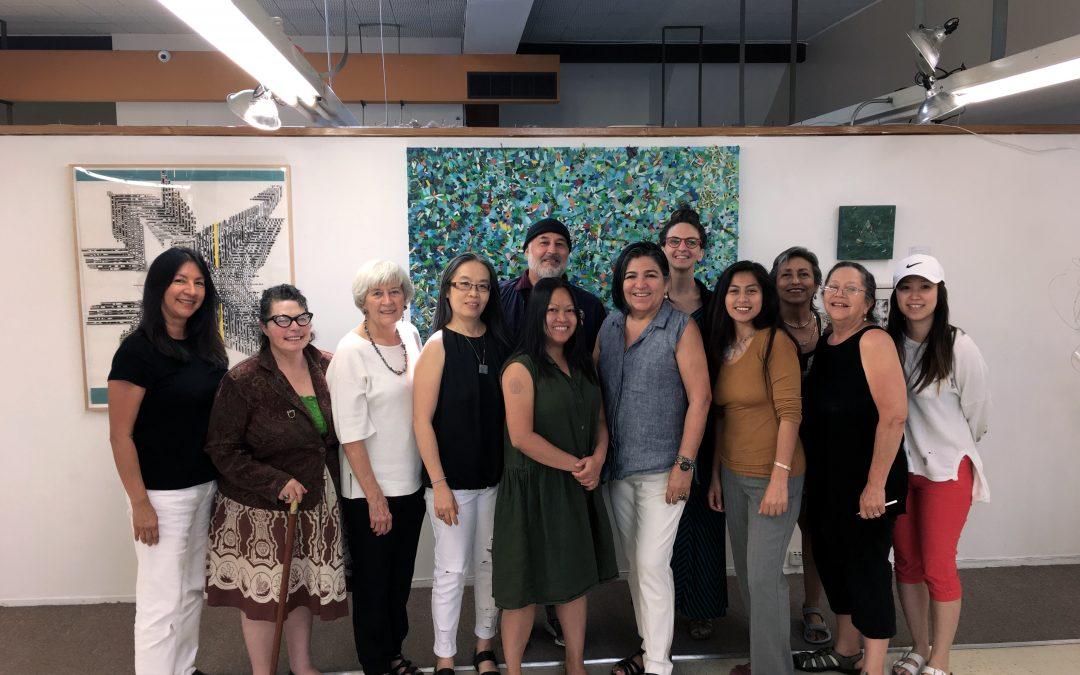 Individual Artist Workshop – July 2017